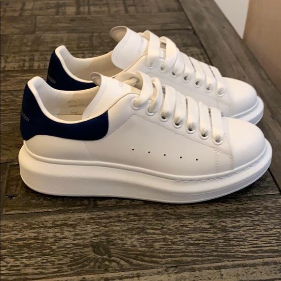 Alexander Mcqueen Sneakers Never Used